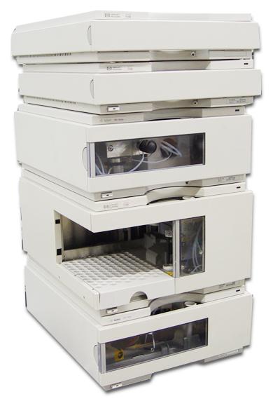 Agilent-HPLC-1100